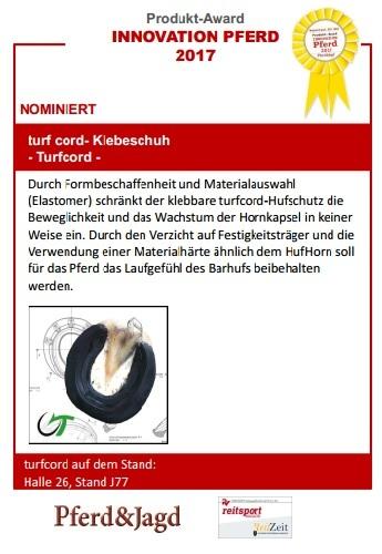 Turfcord Produktbeschreibung